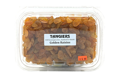 Tangiers Golden Raisins