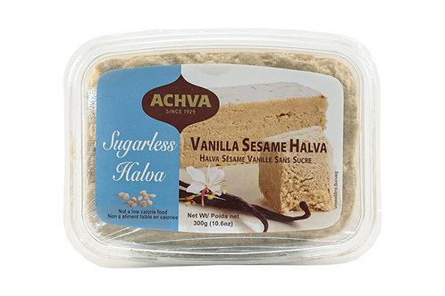 Achva Sugarless Vanilla Halva