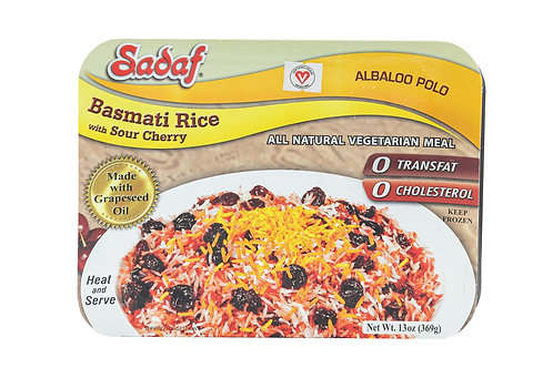 Sadaf Basmati Rice w/Sour Cherry