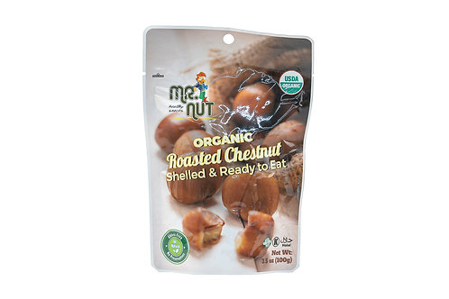 Mr. Nut Organic Roasted Chestnut