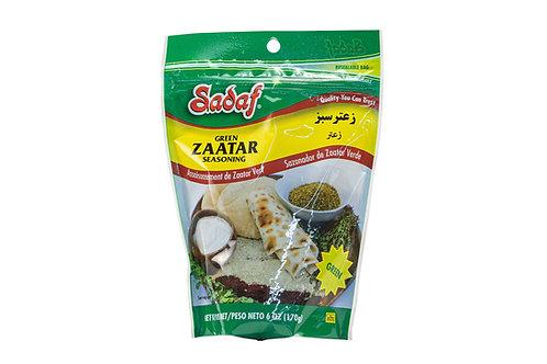 Sadaf Green Zaatar Seasoning