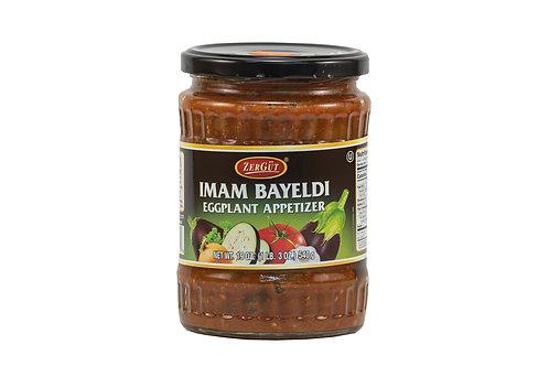 Zergut Imam Bayeldi Eggplant Appetizer