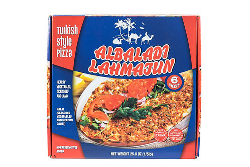 Albaladi Turkish Style Pizza