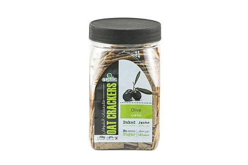 Equia Olive Oat Crackers