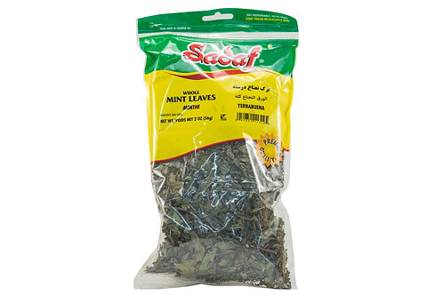Sadaf Whole Mint Leaves