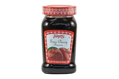 Tunas Sour Cherry Preserve