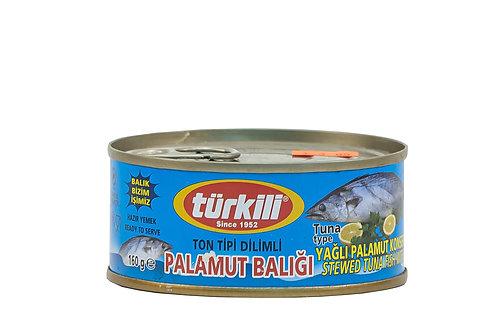 Turkili Stewed Tuna Fish with Oil