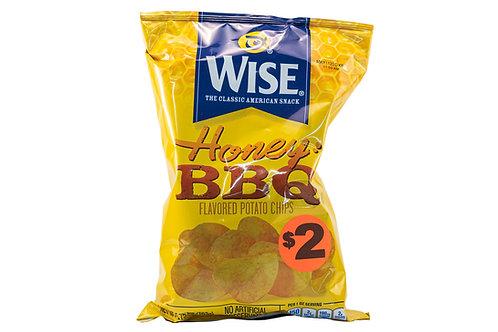 Wise Honey BBQ Potato Chips