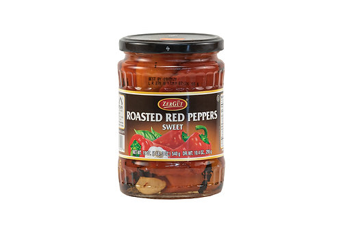 Zergut Roasted Red Peppers Sweet