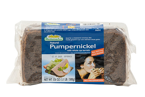 Mestemacher Pumpernickle Bread