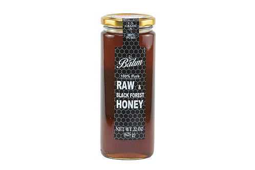 Balum 100% Pure Raw Black Forest Honey