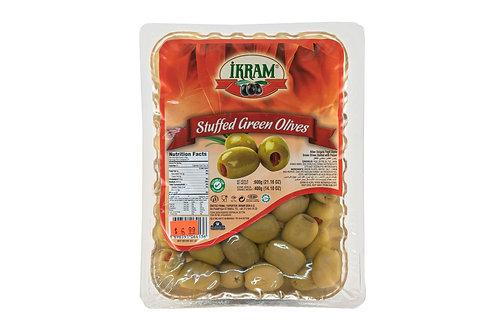 Ikram Stuffed Green Olives