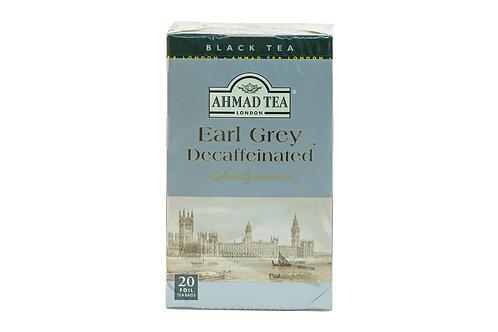 Ahmad Tea Earl Grey Decaffeinated