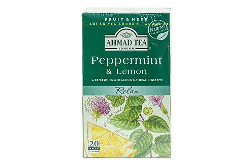 Ahmad Tea Peppermint & Lemon