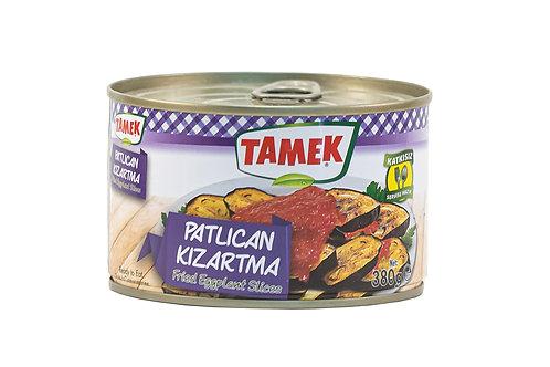 Tamek Fried Eggplant Slices
