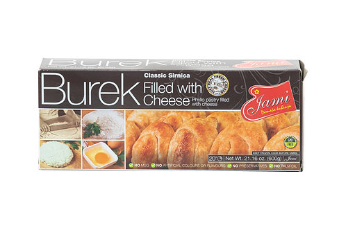 Burek Phyllo Pastry filled w/Cheese