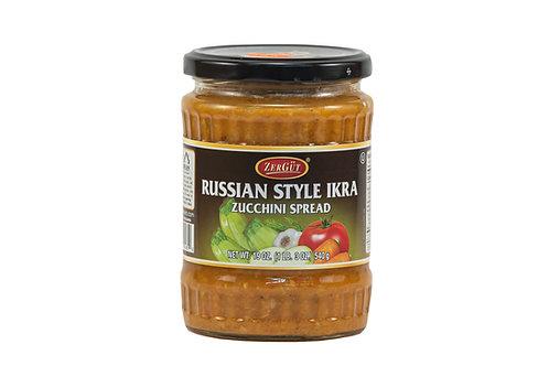 Zergut Russian Style Irka Zucchini Spread