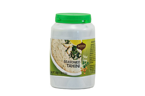 Achva Seasoned Tahini