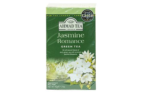 Ahmad Tea Jasmine Romance Green Tea