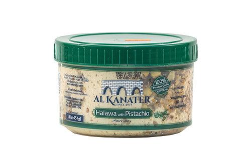 Al Kanater Halawa w/Pistachio