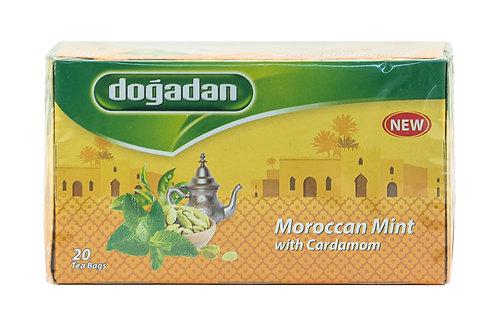 Dogadan Moroccan Mint Tea w/Cardamom
