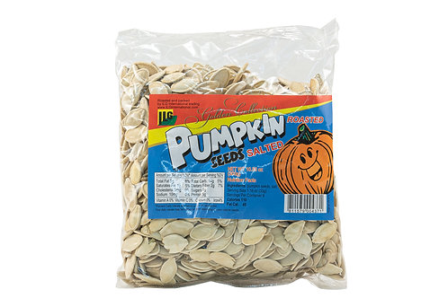 Ilg Roasted Pumpkin Seeds Salted