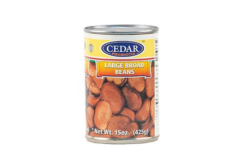 Ceder Large Broad Beans