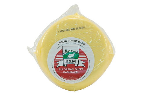 K&M Bulgarian Sheep Kashkaval
