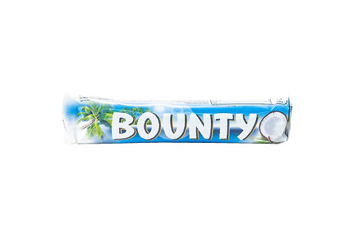 Mars Bounty Coconut Filled Chocolate Bar