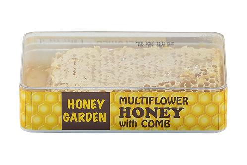 Honey Garden Multiflower Honey w/Comb