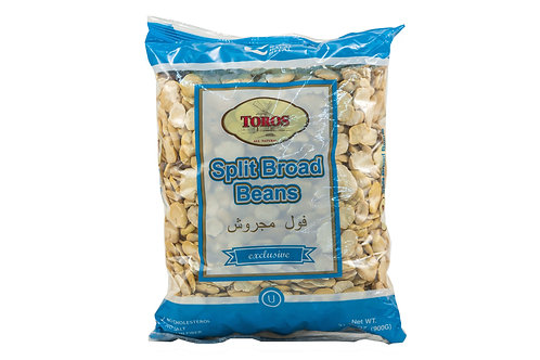 Toros Split Broad Beans