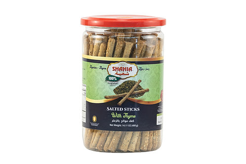 Shahia Salted Sticks w/Thyme