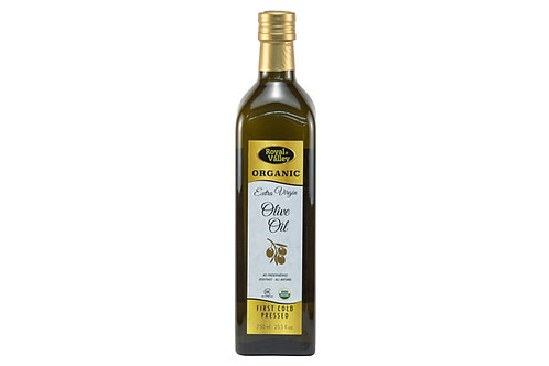 Royal Valley Organic Extra Virgin Olive Oil