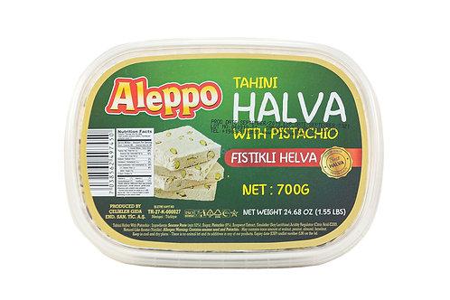 Aleppo Halva w/Pistachio