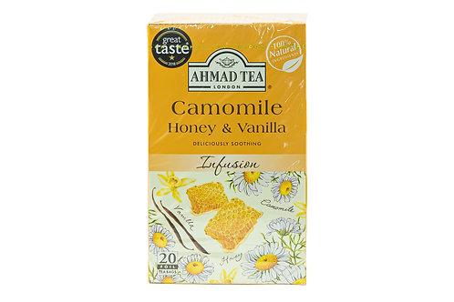 Ahmad Tea Camomile Honey & Vanilla