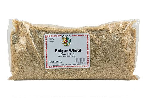 Al Amin Bulgur Wheat Fine No 1