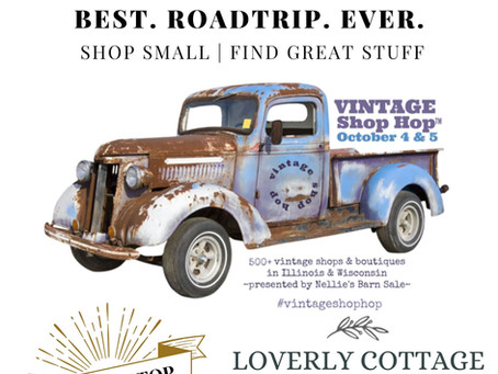 Vintage Shop Hop - Fall Edition