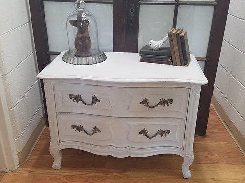 Amelia - petite French Provencial accent table