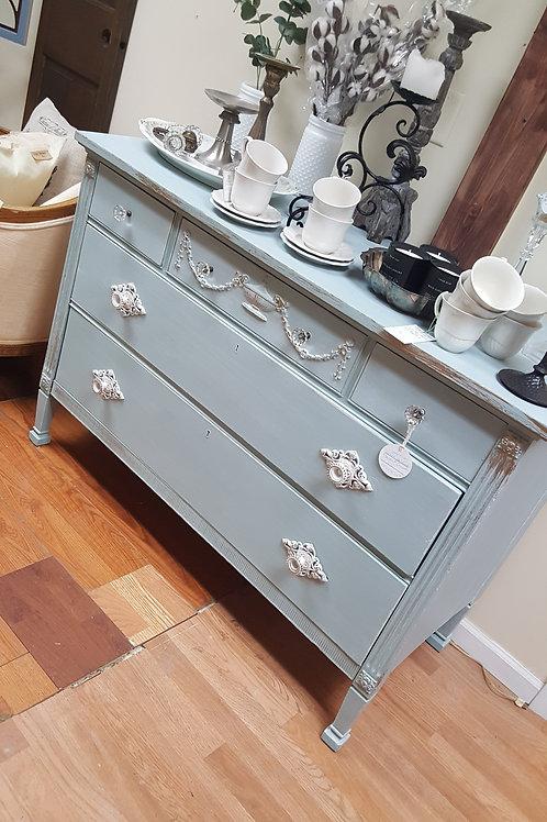 Gilded Garland dresser
