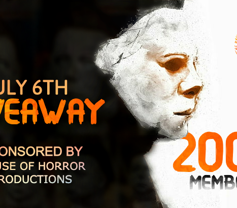 OFFICIAL TWO THOUSAND MEMBER GIVEAWAY | SPONSORED
