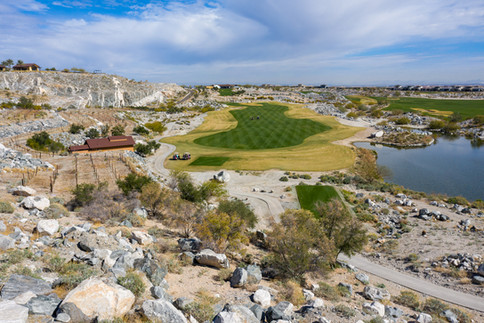 "Golf Course at ""Victory""  Verrado, AZ"