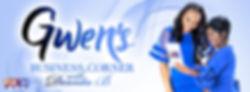 Gwen's Business Corner Banner
