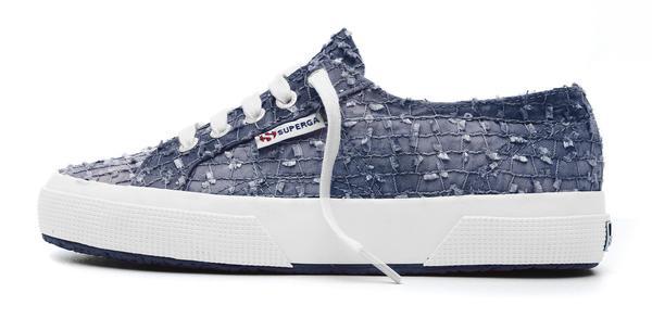 Superga 2750 Fabric - Blue