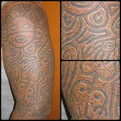 Ainu People Native PuertoRico