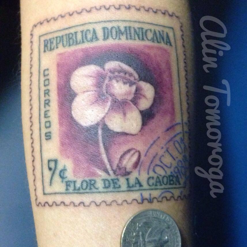 Flor dela Caoba Republica Dominicana