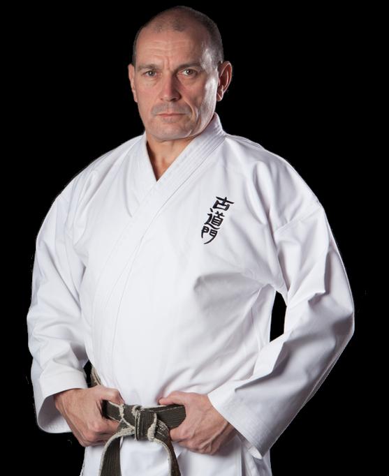 Sensei Glenn Irvine - Kodomon Martial Arts