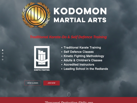 Welcome to the new Kodomon Website!