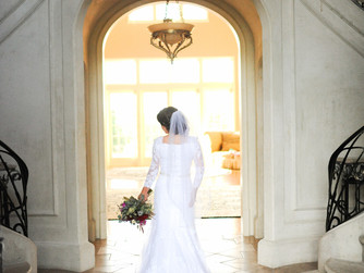 MEGAN + BRIDALS {Goodwin Manor - Little Rock, Arkansas}