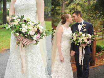 Hannah | Spencer {Star City, Arkansas - Wedding Day}