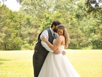 Bethany | Matt {Arkansas Wedding}